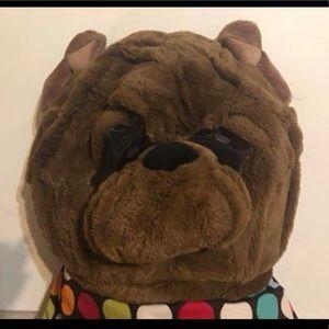 Bulldog big head